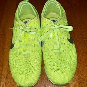 Nike Zoom Sneakers in Bolt